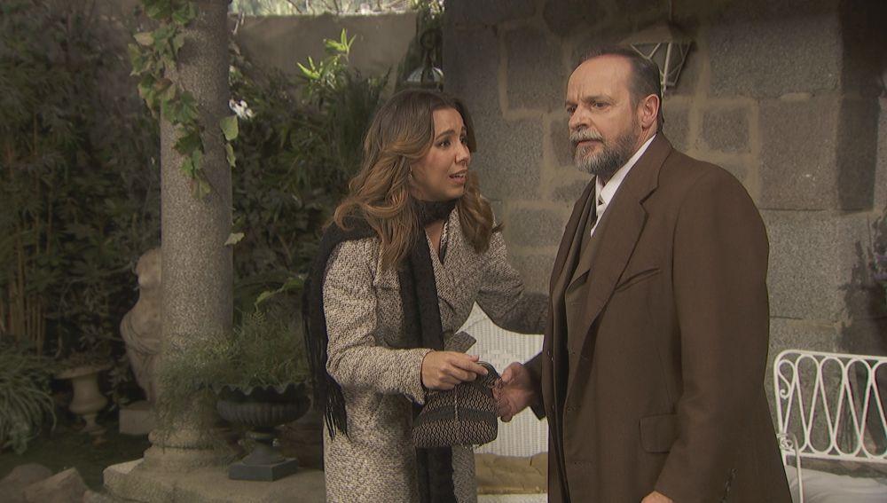 María y Gonzalo, en paradero desconocido por un ciclón