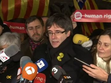 Puigdemont: 100 días de fuga