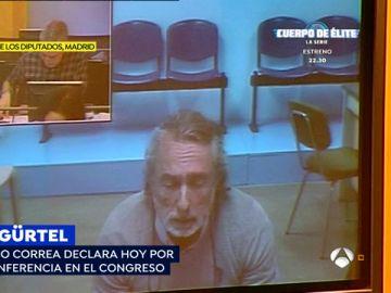 """Francisco Correa reitera que ya está """"claro"""" cómo pagaba el PP valenciano sus campañas electorales"""