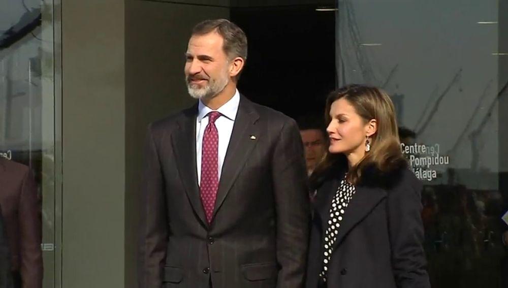 """Felipe VI reivindica el arte y la cultura para ser """"más libres"""" y """"más fuertes"""" como sociedad"""