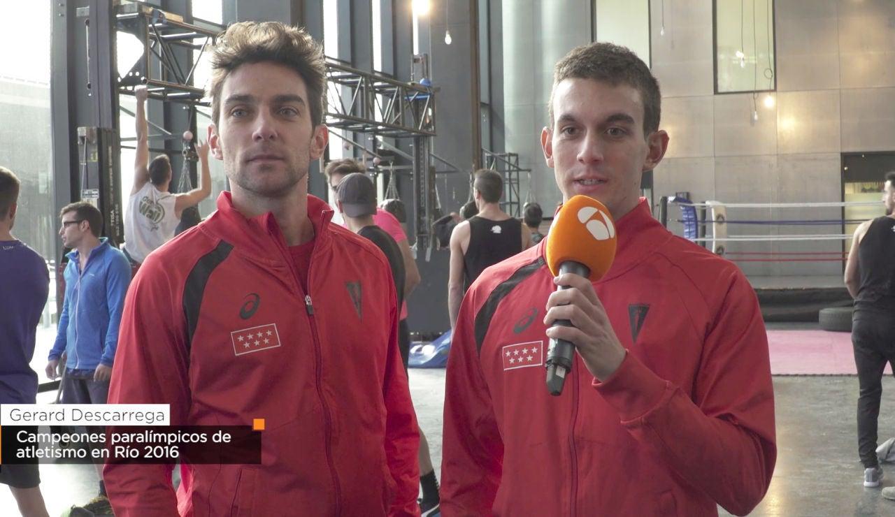 Así vivimos el casting de la segunda edición de 'Ninja Warrior' España junto a Gerard Descarrega, campeón paralímpico de atletismo