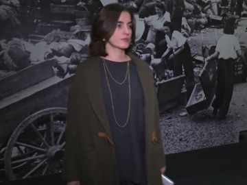 'El último regalo de Paulina Hoffmann' , una novela que mezcla ficción y realidad en la Alemania nazi y el Madrid de la posguerra
