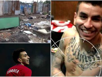 La difícil vida de Ángel Correa