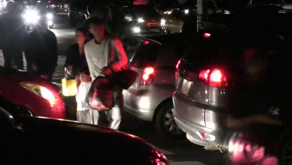 En Venezuela algunas zonas de Caracas se quedan sin electricidad