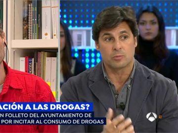 """Fran Rivera: """"La droga es un veneno que entra en casa y se convierte en enfermedad"""""""