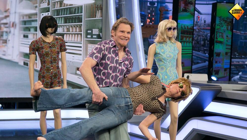 Disfruta del 'Show Mannekino', ¿maniquí o persona real?