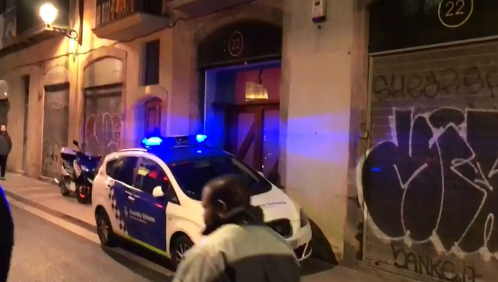 Narcopiso en Barcelona