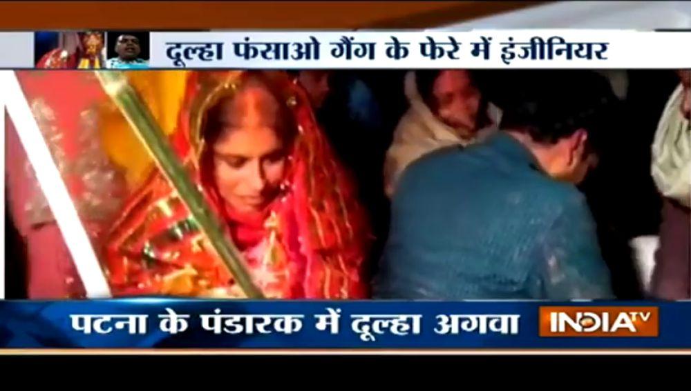 Aumenta el número de secuestros de hombres solteros en la India