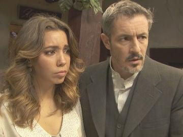 Emilia y Alfonso reciben malas noticias de Cuba