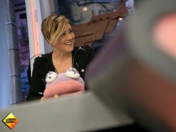 Cristina Pardo recuerda en 'El Hormiguero 3.0' las peleas entre políticos más sonadas del hemiciclo