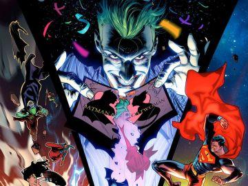 El Joker intentará impedir el enlace