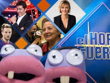 Ivan Rakitic, Manel Fuentes, Julita y Gustavo Salmerón y Susanna Griso visitarán 'El Hormiguero 3.0'
