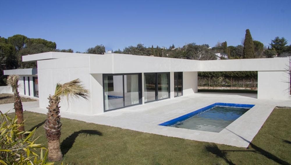 La casa en la que estaría interesada Paula Echevarría
