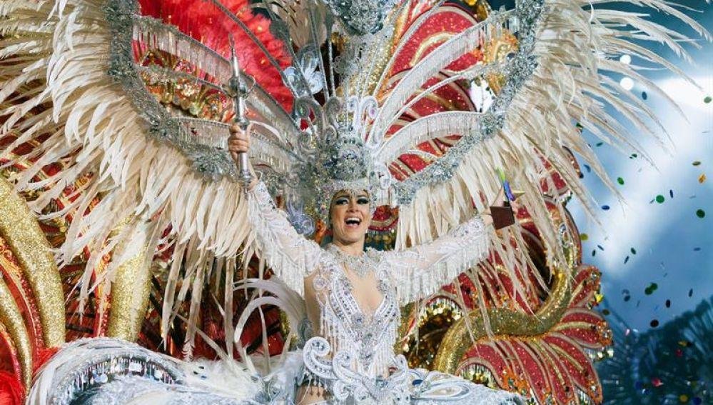 La reina del Carnaval, Carmen Laura Lourido