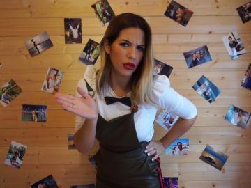 Tamara Gorro en su canal de Youtube