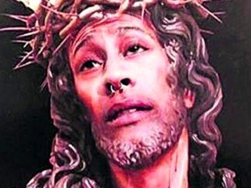 Condenan a un joven a pagar 480 euros de multa por difundir un fotomontaje de un cristo con su cara