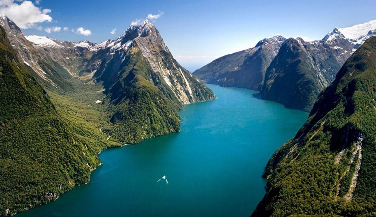 Naturaleza en Nueva Zelanda