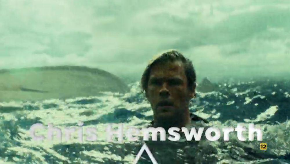 El Peliculón estrena 'En el corazón del mar' con Chris Hemsworth