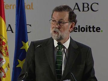 """Rajoy pide """"sentido común"""" para aprobar los PGE"""