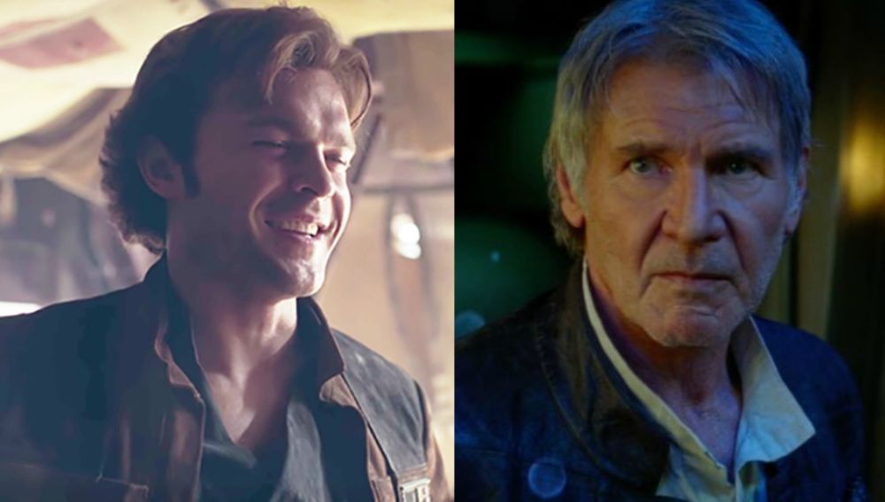 Dos generaciones de Han Solo