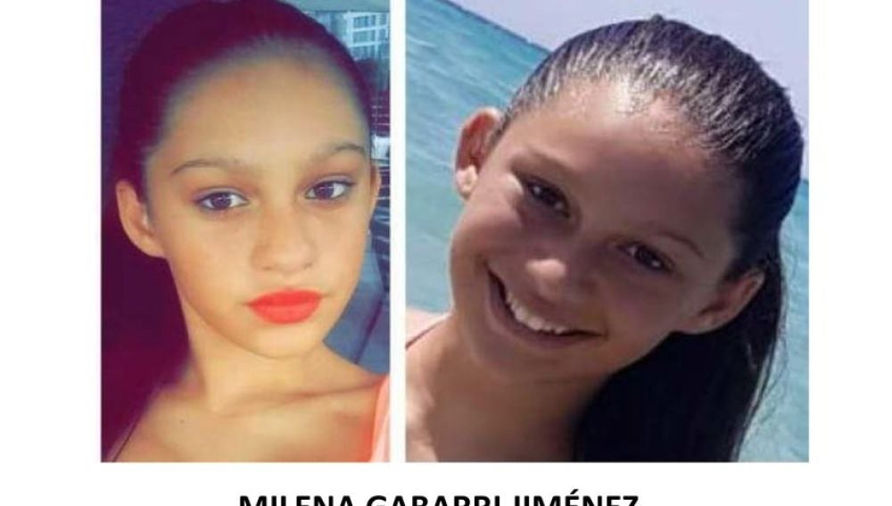 Menor desaparecida en Vitoria