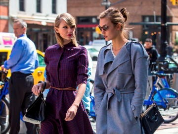 Taylor Swift y Karlie Kloss