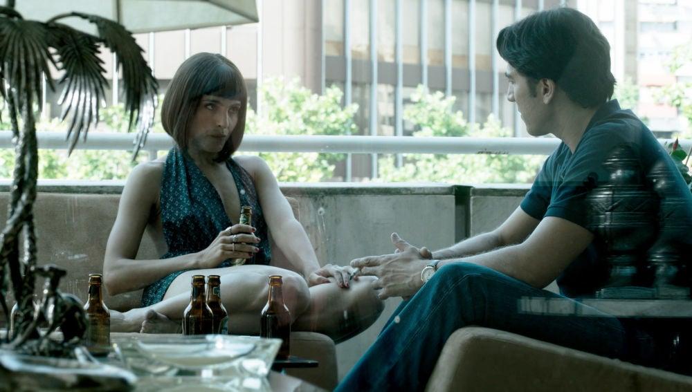El Chatarrero, a punto de descubrir la relación de Miguel y Carol