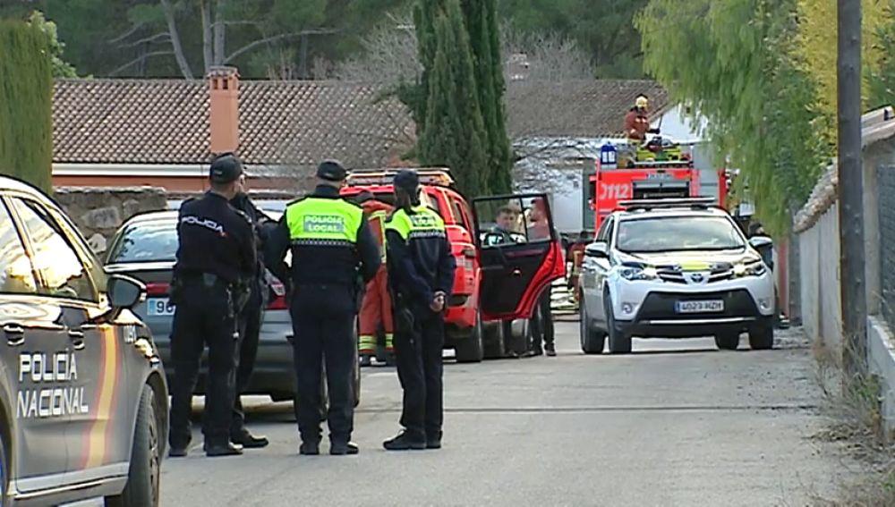 Mueren dos bebés de menos de un año en el incendio de una vivienda en Valencia