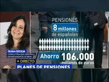 Las ventajas e inconvenientes de los cambios del Gobierno en los planes de pensiones