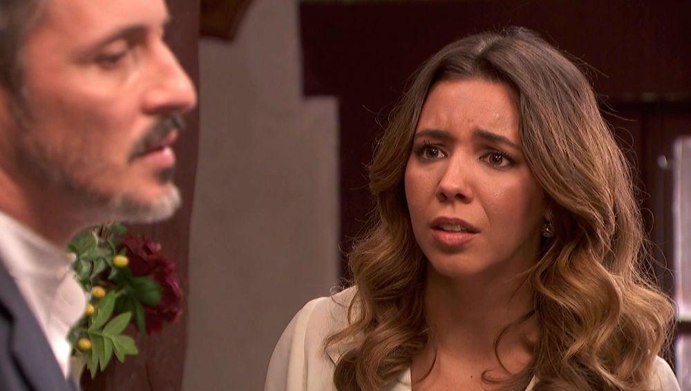 "Emilia le planta cara a Alfonso: ""No me tomes por estúpida"""