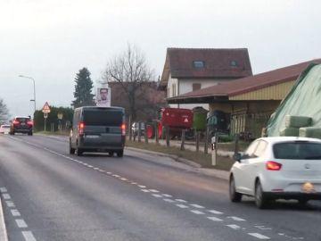 Espectacular robo con secuestro en Suiza