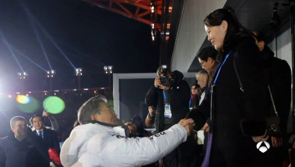 La hermana de Kim Jong-Un emprende una histórica visita a Corea del Sur para asistir a los denominados 'Juegos de la Paz'