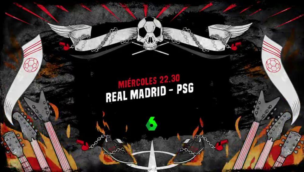 El más amplio resumen del Real Madrid - PSG, en laSexta y Atresplayer