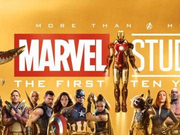 10 años de Marvel Studios
