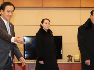 Kim Yo-jong, hermana del líder norcoreano, Kim Jong-un