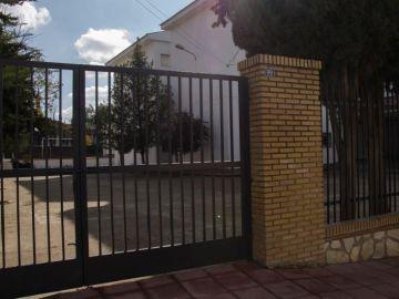 Colegio donde presuntamente se produjo la violación múltiple