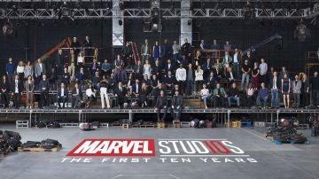 Todos los actores de Marvel Studios