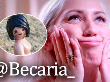 """""""No te rozo ni con el dedo gordo del pie, pero tampoco te quiero fuera de mi cama. Así está el percal"""", por @Becaria_"""