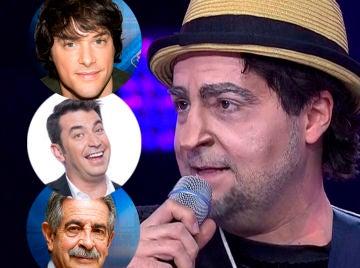 Las magistrales imitaciones de Raúl Pérez como Jordi Cruz, Miguel Àngel Revilla o Arturo Valls