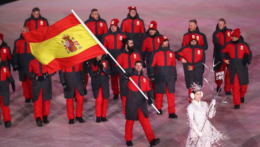 Antena 3 Tv Los Juegos Olimpico De Invierno Dan Comienzo Con Una