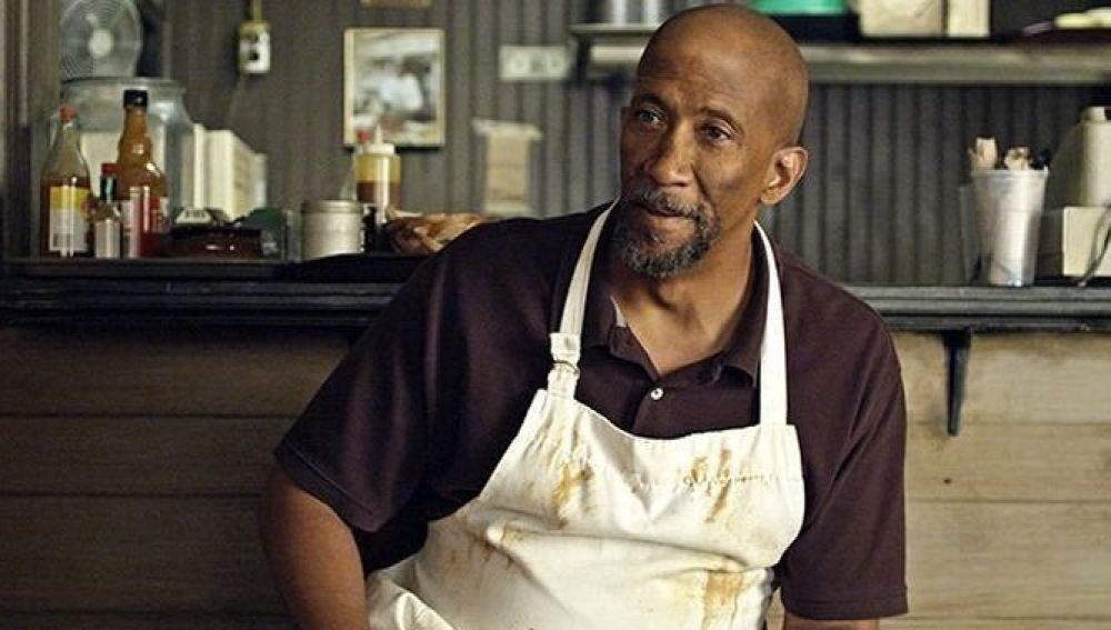 Reg E. Cathey en 'House of Cards'
