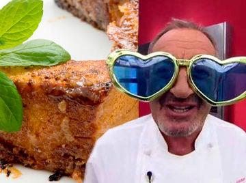 La fácil y rápida receta de torrijas de Karlos Arguiñano con la que serás el rey del Carnaval