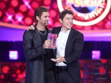 Un Fran Dieli convertido en Justin Timberlake se hace con la victoria en la decimoséptima gala de 'Tu cara me suena'