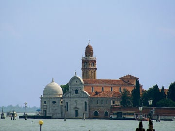Iglesia de San Michele in Isola, en Venecia