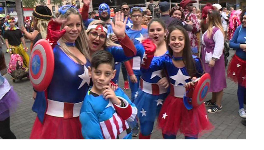 Carnaval Santa Cruz de Tenrife