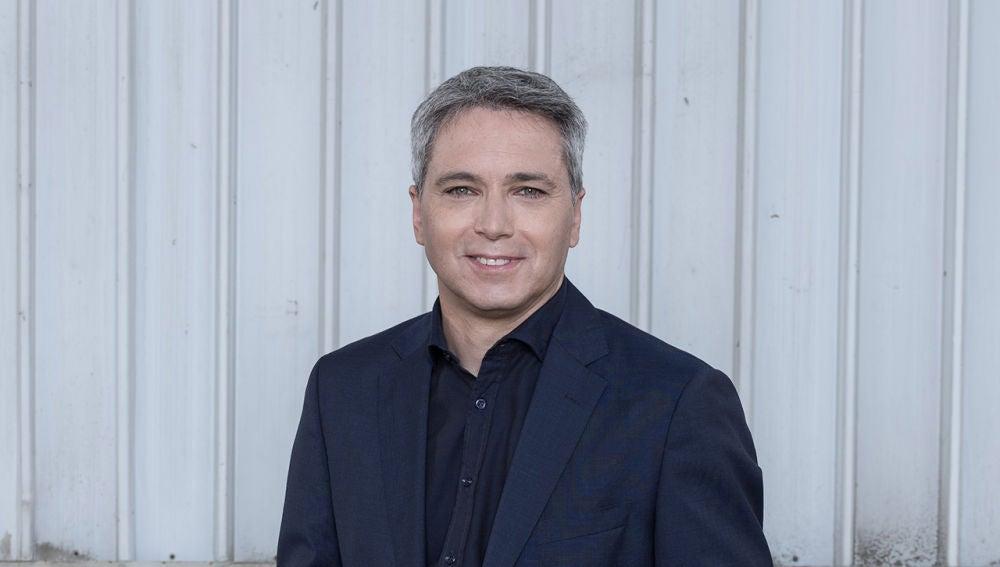Vicente Vallés - Cara - 2018