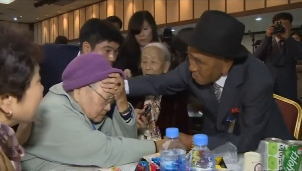 Seúl pide una reunión de familias divididas por la Guerra