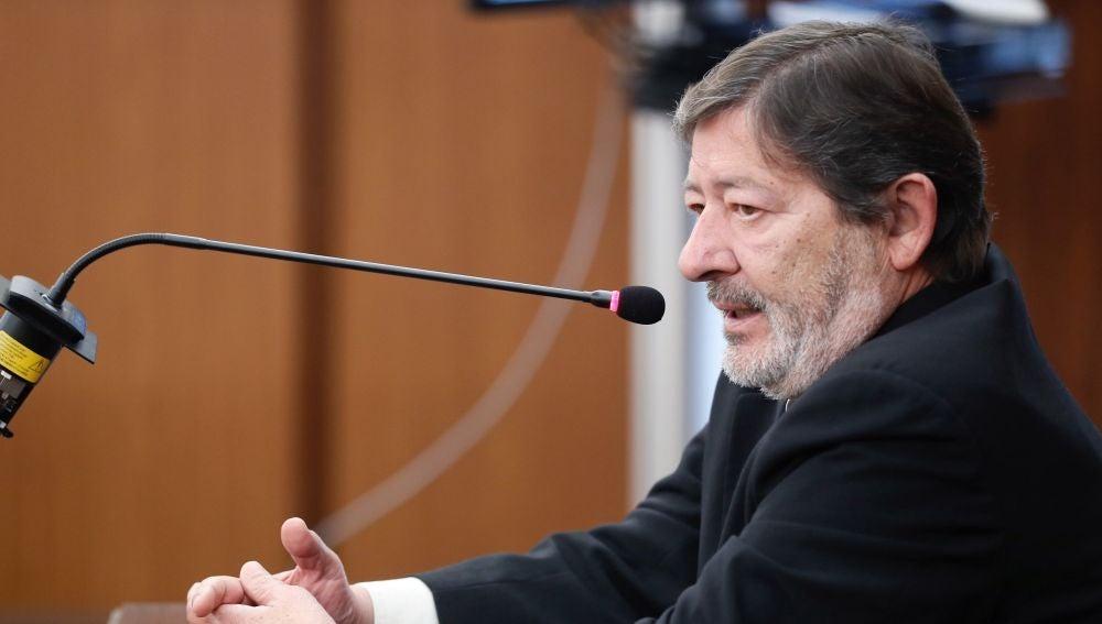 El exdirector de Trabajo Javier Guerrero
