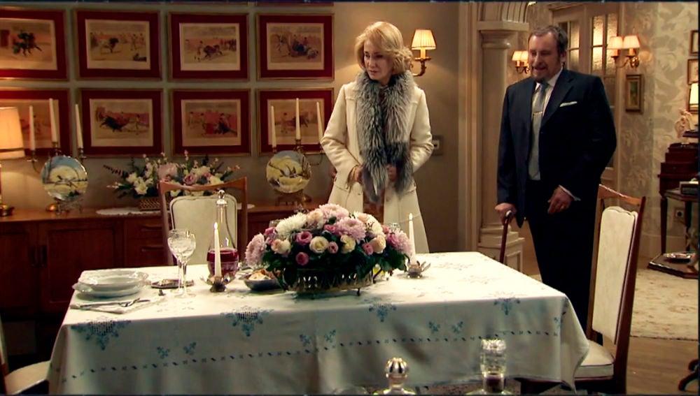 Carvajal le da consejos a Ortega para reconquistar a Matilde