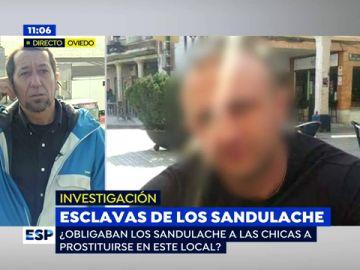 """El responsable del local donde las víctimas denuncian que los Sandulache les obligaban a prostituirse: """"Me enteré por la prensa"""""""
